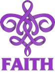 Fibromyalgia Faith Shirts