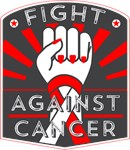 Fight Against Squamous Cell Carcinoma Cancer Tees