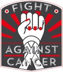 Fight Against Lung Cancer Shirts