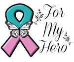 Hereditary Breast Cancer For My Hero Shirts