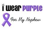 I Wear Purple For My Nephew