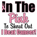 Pink Ribbon Breast Cancer T-Shirts & Gifts