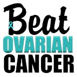 Beat Ovarian Cancer T-Shirts & Gifts