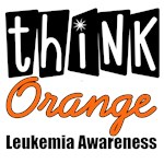 Think Orange For Leukemia T-Shirts & Gifts