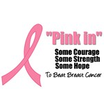 Pink In Hope Breast Cancer T-Shirts & Gifts