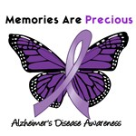 Memories Are Precious Alzheimer's T-Shirts & Gifts