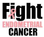 Fight Endometrial Cancer T-Shirts