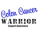 Colon Cancer Warrior T-Shirts & Gifts