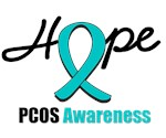 Hope PCOS Awareness T-Shirts & Gifts