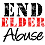 End Elder Abuse T-Shirts & Gift