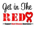 Heart Disease Awareness T-Shirts & Gifts
