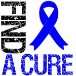 Find A Cure Colon Cancer Awareness T-Shirts
