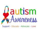 Autism Awareness Shirts & Gifts