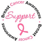 Breast Cancer Support Shirts & Gifts