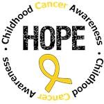 Childhood Cancer Hope Shirts & Gifts