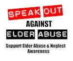 Speak Out Against Elder Abuse Shirts & Gifts