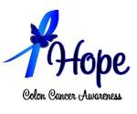 Hope Colon Cancer Ribbon Shirts & Gifts