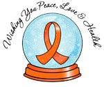 Leukemia Christmas Snowglobe Shirts and Gifts