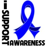 I Support Colon Cancer Awareness Shirts & Gifts