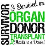 I Survived Organ Transplant