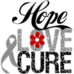 Diabetes Hope Love Cure