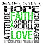 Cerebral Palsy Can'tTakeHope