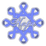 Esophageal Cancer Hope Ribbons