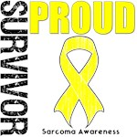 Sarcoma Proud Survivor