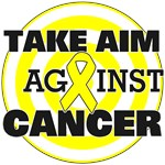 Take Aim Against Bladder Cancer Tees & Gifts