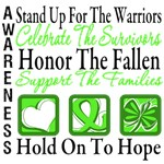 Muscular Dystrophy Collage Shirts & Gifts