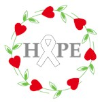 Lung Cancer Hope Hearts