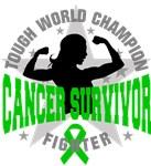 Bile Duct Cancer Tough Survivor Shirts