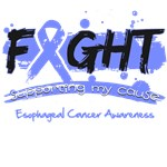 Fight Esophageal Cancer Cause Shirts