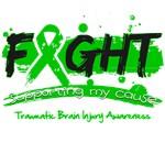 Fight Traumatic Brain Injury Cause Shirts