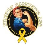 Kickin' Neuroblastoma Cancer's Ass Shirts