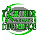 Kidney Cancer Together We Make A Difference Shirt