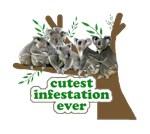 Cutest Infestation Ever