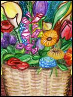 Please Click Here to See My Flower Watercolors.