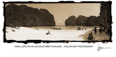 Maya Cove, Phi Phi Island