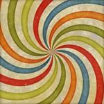 Psychedelic Retro Swirl