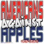 Americans Against Apples [APPAREL]