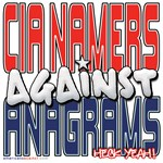 CIA Namers Against Anagrams [SWAG]