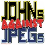 JOHNs Against JPEGs [SWAG]
