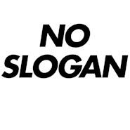 No Slogan