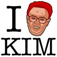 I heart Kim Jong-il