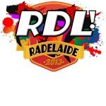 RDL! Radelaide 2013 tee shirts