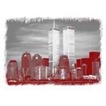 WTC Skyline Sketch