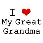 I Heart My Great Grandma
