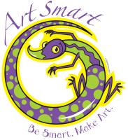 Art Smart-LizardBrush-purp