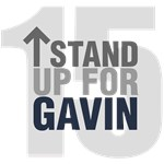 I Stand Up For Gavin